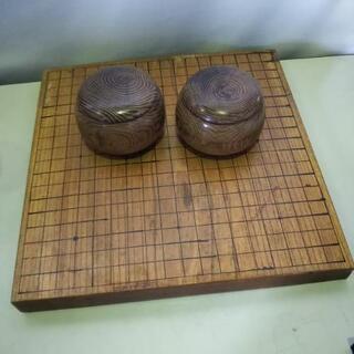 碁盤碁石セット 囲碁盤
