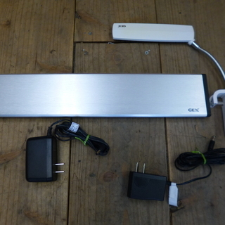 GEX製 水槽用LED照明 3色LED POWERⅢ エコリオア...