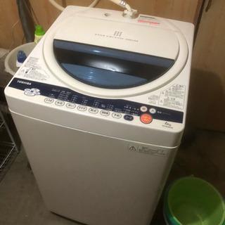 2011年製 TOSHIBA洗濯機