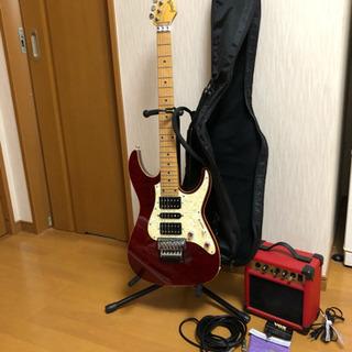 【8月20日で破棄予定】Grass roots エレキギター