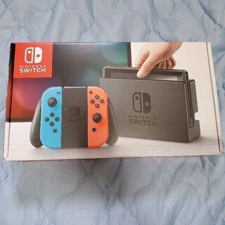 新品未使用 Nintendo Switch ネオンカラー