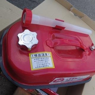 YAZAWA (矢澤産業) ガソリン携行缶 横型タイプ [ 5L...