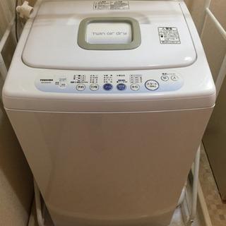 TOSHIBA洗濯機 無料 動作問題なし