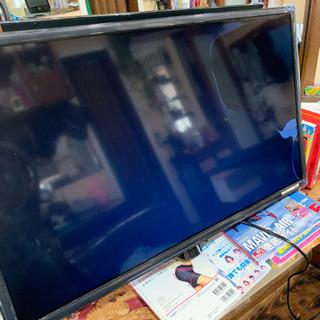 差し上げます。サンスイ液晶テレビ32型ジャンク品ですが綺麗です。