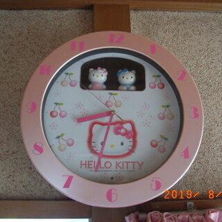 キティー時計