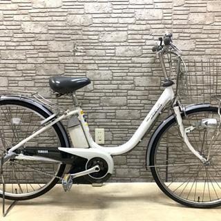 東京23区配達無料  ヤマハ パス 4Ah リチウム 電動自転車...
