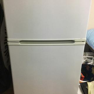 ヤマダ電機オリジナルブランド HERB Relaxの冷蔵庫90L