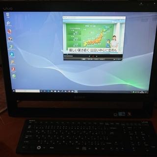 VAIO J VPCJ138FJ Windows10認証済み T...