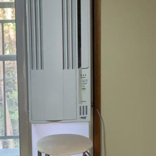 「CORONA」冷房専用窓エアコン(値段相談可)(3ヶ月のみ使用...