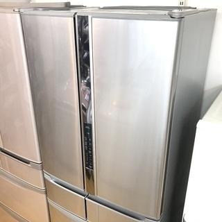 【大型冷蔵庫がお買得】HITACHIの6ドア冷蔵庫あります!
