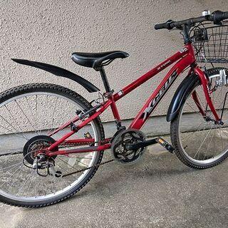 自転車 XCELL STOIC 26インチ 18段変速 ジュニア