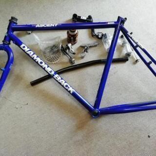 自転車フレーム