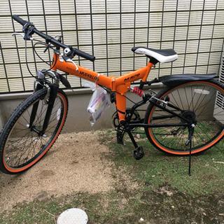 M-670 折りたたみ自転車