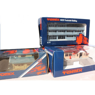 Nゲージ ストラクチャー セット 鉄道模型 ジオコレ