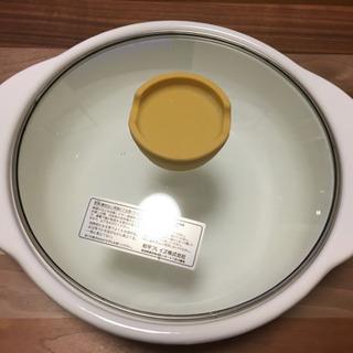 土鍋風ホーロー鍋 23cm