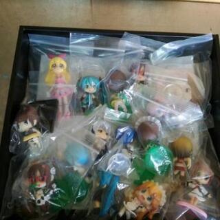 ❪値下げ2お宝品❫ 小袋ミニ人形 箱入②