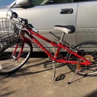 24インチ 少年 自転車