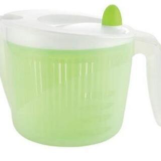 野菜水切り器(サラダスピナー)