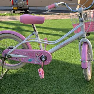 キッズ16インチ mezzo piano自転車