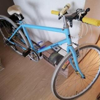自転車 2年ほど使用しました。