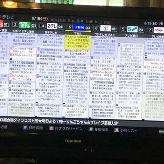 東芝 32V型 液晶 テレビ 32BC3 ハイビジョン 2011...