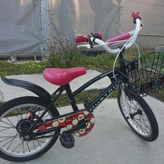男の子 16インチ マスタング 自転車
