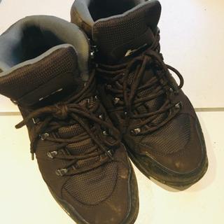 登山靴25.5cm!
