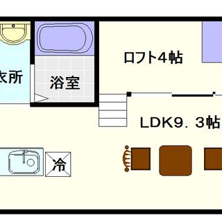 【アイボリーポワント難波WEST】4号タイプ!1LDKタイプ!み...