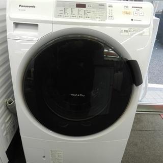 ☆美品☆ ドラム式洗濯機 Panasonic 7kg 2015年 z⑱