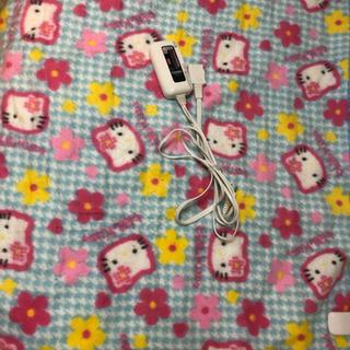 キティちゃん 電気毛布