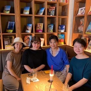 【8月9月スケジュールあり】町田の駅近カフェでネイティブと格安英...
