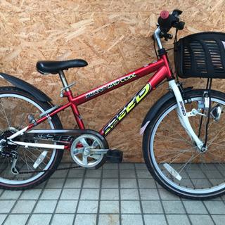 現状販売 アサヒ CBA  SPEED22 子供用自転車