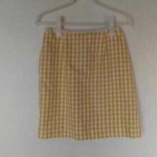 MischMasch 明るいスカート黄色 ブランド
