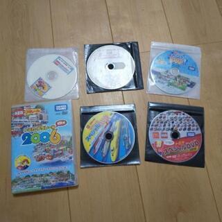 トミカ関係 DVD10枚セット