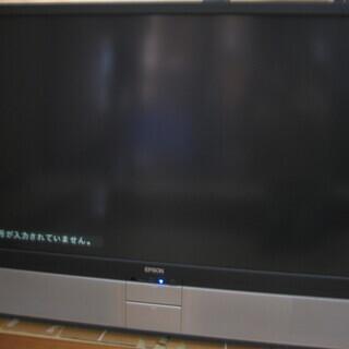 エプソン 液晶プロジェクションテレビ 2005年製  ELS-57S1