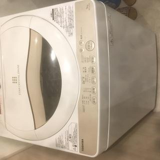 「ただいま対応中」東芝 AW-5G3 洗濯機