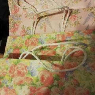 【未使用】紙袋4枚セット