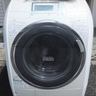 ☆日立 HITACHI BD-V9400L 10.0kg ドラム...