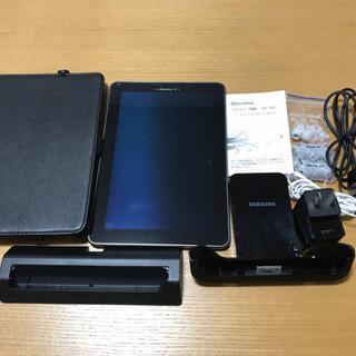 ドコモタブレット GALAXY tab7.7plus  SC-01E