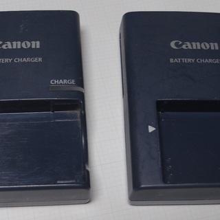 代引換郵送可 Canonバッテリーチャージャー CB-2LX 一...