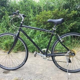 クロスバイク ALBERT HALL ブラック