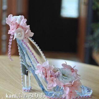 プリンセスシリーズ♥キラキラシンデレラ♥ガラスの靴♥