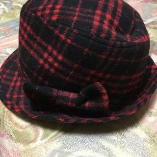 値下げ💕女の子*54cmオシャレ帽子
