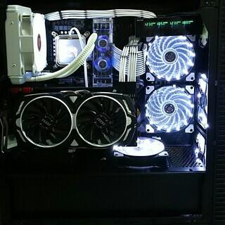 水冷ゲーミングPC 59号機 Core i7 M.2SSD512...
