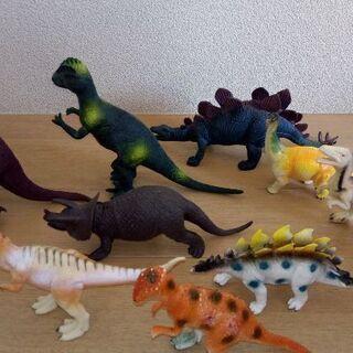 こどもおもちゃ 恐竜フィギュア