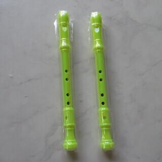 ≪新品未開封≫ リコーダーボールペン 黄色インク 2本 1…
