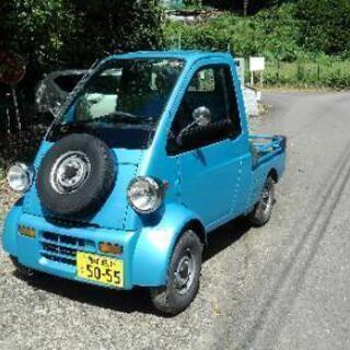 値下げ可能 H9年式 ミゼット2 車検付  MT 38000キロ