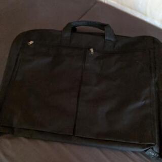 新品スーツ収納鞄