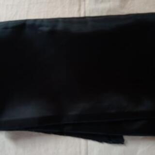 裏地生地 123×205cm ブラック
