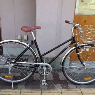 [kiyoto Japan] SAKURA 27吋スポーツサイク...